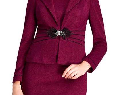 خرید کت و دامن زنانه