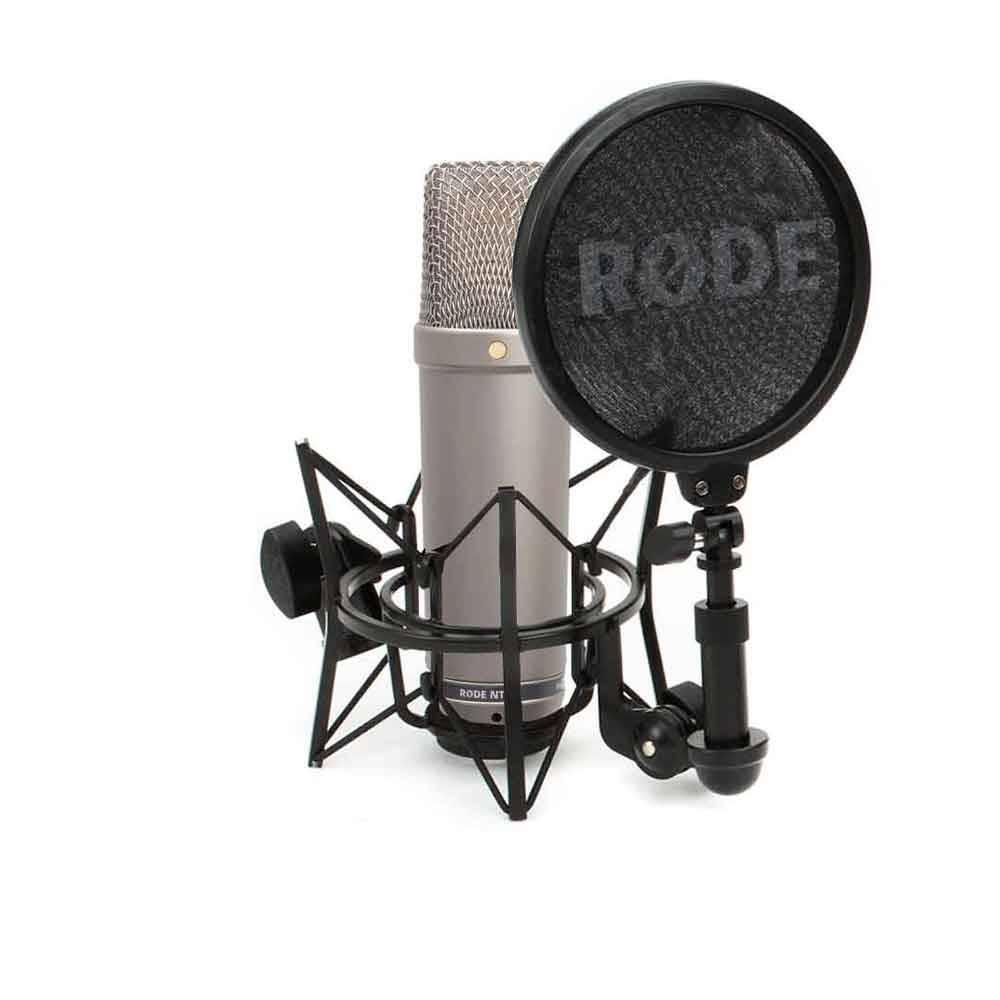 میکروفون بدون نویز